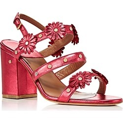 Laurence Dacade Women's Chunky-Heel Sandals found on MODAPINS from bloomingdales.com for USD $302.50