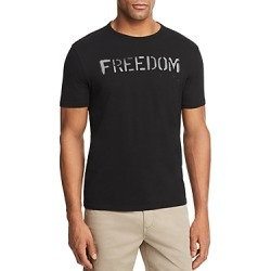 John Varvatos Star Usa Freedom Graphic Crewneck Tee found on Bargain Bro UK from Bloomingdales UK