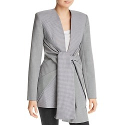 Acler Gleston Tie-Front Blazer found on MODAPINS from bloomingdales.com for USD $495.00