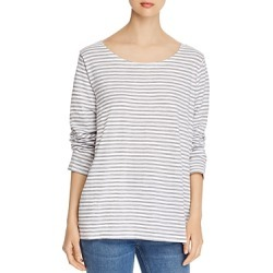 Eileen Fisher Striped Organic Cotton Tee found on Bargain Bro UK from Bloomingdales UK
