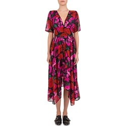 The Kooples Dolce Vita Silk Floral-Print Dress found on Bargain Bro Philippines from Bloomingdales Canada for $239.36
