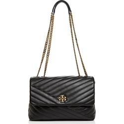 Tory Burch Kira Chevron Leather Shoulder Bag found on Bargain Bro UK from Bloomingdales UK