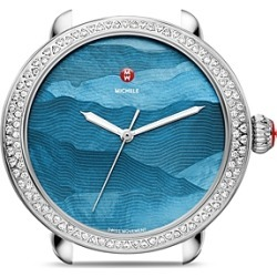 Michele Serein Watch Head, 40mm found on MODAPINS from bloomingdales.com for USD $1571.25