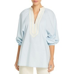 Tory Burch Balloon Sleeve Tunic found on Bargain Bro UK from Bloomingdales UK