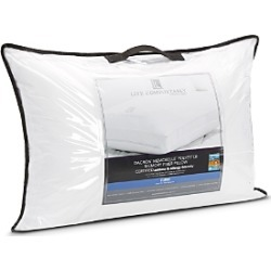 Live Comfortably Asthma & Allergy Friendly Firm Memorelle Pillow, Standard found on Bargain Bro India from Bloomingdale's Australia for $36.69