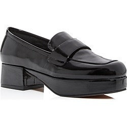Jeffrey Campbell Women's Student Square-Toe Platform Loafers found on MODAPINS from Bloomingdale's Australia for USD $106.34