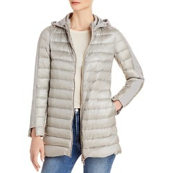 Herno A-Line Down Puffer Coat found on MODAPINS from Bloomingdales UK for USD $745.26