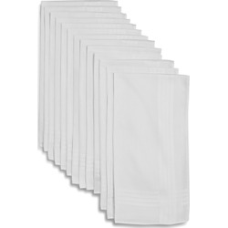 The Men's Store at Bloomingdale's Cotton Handkerchiefs, Pack of 13 - 100% Exclusive found on Bargain Bro UK from Bloomingdales UK
