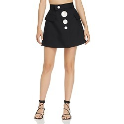 Acler Lynne Mini Skirt found on MODAPINS from bloomingdales.com for USD $88.43