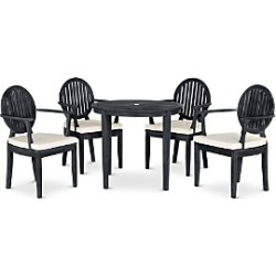 Safavieh Chino 5-Piece Indoor/Outdoor Dining Set found on Bargain Bro from bloomingdales.com for USD $1,108.84