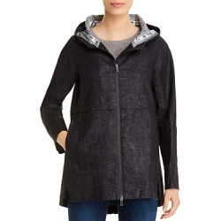 Herno Hooded Linen Jacket found on MODAPINS from Bloomingdales UK for USD $1128.69