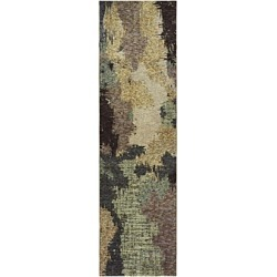 Oriental Weavers Evolution 8011B Runner Rug, 2'3 x 8' found on Bargain Bro India from Bloomingdales Canada for $253.16