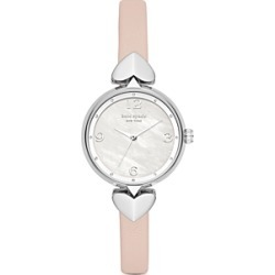 kate spade new york Hollis Mother-of-Pearl Dial Watch, 30mm