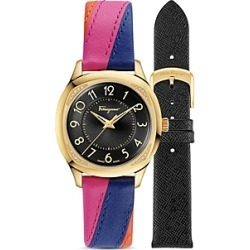 Salvatore Ferragamo Time Watch with Interchangeable Straps, 36mm found on Bargain Bro India from Bloomingdales Canada for $884.21