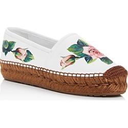 Dolce & Gabbana Women's Floral Platform Espadrilles found on Bargain Bro India from Bloomingdale's Australia for $380.65