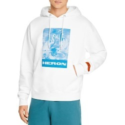 Heron Preston Graphic Logo Hoodie found on MODAPINS from Bloomingdales UK for USD $560.77
