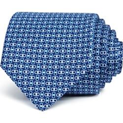 Salvatore Ferragamo Linking Gancini Classic Tie found on Bargain Bro UK from Bloomingdales UK