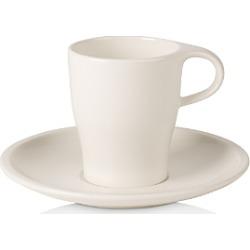 Villeroy & Boch Coffee Passion Doppio Espresso Cup & Saucer Set