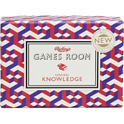 Ridley's Games Room General Knowledge Games in a Box