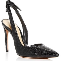 Alexandre Birman Women's Clarita Slingback Pointed Toe Pumps found on MODAPINS from bloomingdales.com for USD $695.00