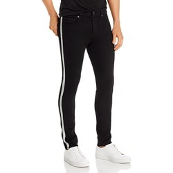 J Brand Mick Skinny Fit With Reflective Stripe - 100% Exclusive found on MODAPINS from Bloomingdale's Australia for USD $147.63
