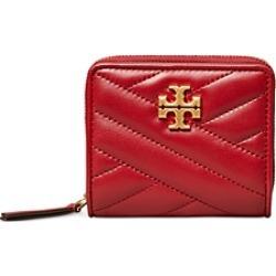 Tory Burch Kira Chevron Leather Bifold Wallet found on Bargain Bro UK from Bloomingdales UK