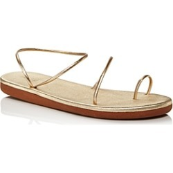 Ancient Greek Sandals Women's Kansiz Barely There Strappy Toe-Ring Sandals found on MODAPINS from Bloomingdale's Australia for USD $214.13