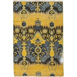 Solo Rugs Ikat Area Rug, 6' 0 X 4' 1 found on Bargain Bro Philippines from Bloomingdale's Australia for $849.17