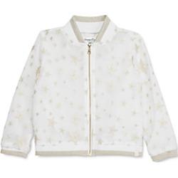 Sovereign Code Girls' Poppy Star Bomber Jacket - Baby