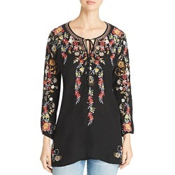 Johnny Was Autumn Bloom Tunic found on Bargain Bro India from bloomingdales.com for $258.00