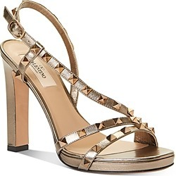 Valentino Garavani Women's Embellished Strappy High-Heel Sandals found on Bargain Bro India from bloomingdales.com for $895.00