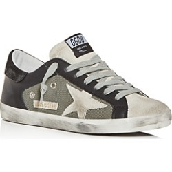 Golden Goose Deluxe Brand Unisex Superstar Leather & Mesh Low-Top Sneakers found on Bargain Bro UK from Bloomingdales UK