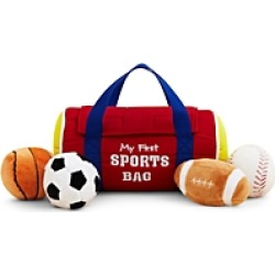 Gund My First Sports Bag Play Set - Ages 0+ found on Bargain Bro Philippines from Bloomingdale's Australia for $26.46