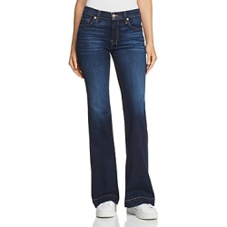 7 For All Mankind Dojo Flared Jeans in B(air) Authentic Fate found on Bargain Bro India from bloomingdales.com for $189.00