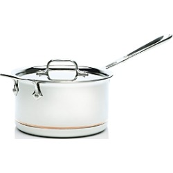 All Clad Copper Core 4 Quart Covered Sauce Pan found on Bargain Bro Philippines from Bloomingdales Canada for $416.93