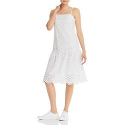 Nation Ltd Rayna Drop-Waist Eyelet Dress found on Bargain Bro India from bloomingdales.com for $230.00