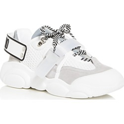 Moschino Women's Mixed Media Low-Top Sneakers found on Bargain Bro India from Bloomingdale's Australia for $523.93