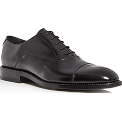 Jimmy Choo Men's Falcon Crystal Welt Leather Cap-Toe Oxfords found on MODAPINS from Bloomingdale's Australia for USD $1048.37