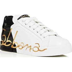 Dolce & Gabbana Women's Color-Block Logo Sneakers found on Bargain Bro India from Bloomingdale's Australia for $788.55