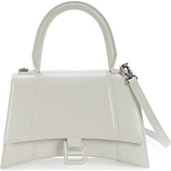 Balenciaga Hourglass Small Leather Top Handle Bag found on Bargain Bro UK from Bloomingdales UK