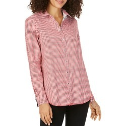 Foxcroft Rhea Reversible Snap Front Top found on Bargain Bro Philippines from Bloomingdale's Australia for $25.05