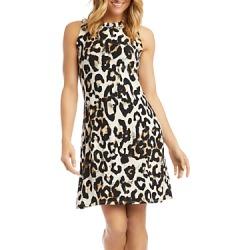 Karen Kane Animal Print A-Line Dress found on Bargain Bro India from Bloomingdale's Australia for $94.57
