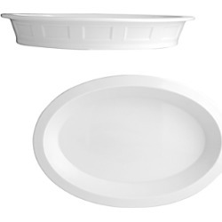 Bernardaud Naxos Deep Oval Baker found on Bargain Bro Philippines from bloomingdales.com for $264.00