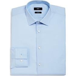 Boss Basic Solid Slim Fit Dress Shirt found on Bargain Bro UK from Bloomingdales UK