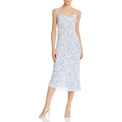 Joie Marcenna B Floral Print Cowl Neck Dress - 100% Exclusive found on MODAPINS from bloomingdales.com for USD $141.75