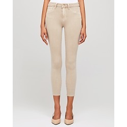 L'Agence Margot Cropped Jeans