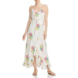 All Things Mochi Melanie Silk Maxi Dress found on Bargain Bro India from bloomingdales.com for $400.00