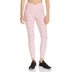 Beach Riot Dotty Heart Embellished Leggings found on MODAPINS from bloomingdales.com for USD $121.00