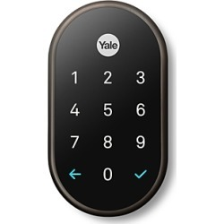 Google Nest x Yale - Smart Lock with Google Nest Connect found on Bargain Bro UK from Bloomingdales UK