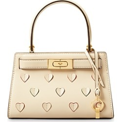 Tory Burch Lee Radziwill Small Applique Leather Handbag found on Bargain Bro UK from Bloomingdales UK